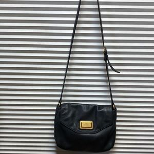 Marc Jacobs Bag Black Leather